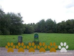 Hundewiese Burgunderweg