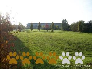 Hundewiese Grünes Zentrum Allermöhe