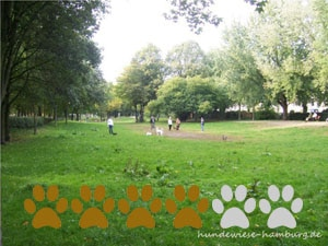 Hundewiese Lohmühlenpark