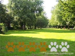 Hundewiese Wehberspark